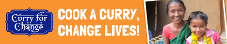 Curry for Change - eat curry, change lives