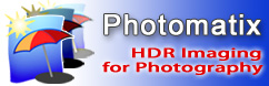 High Dynamic Range HDR image processing software
